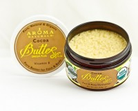 Масло твердое Pure Cocoa Butterx Aroma naturals Какао, 95 гр