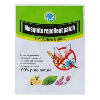 Пластырь от комаров Mosquito repellent patch Kangdi (6 шт.)