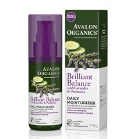Дневной увлажняющий крем Lavender Luminosity Daily Moisturizer Avalon Organics с лавандой